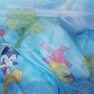 Voal bleo cu Mickey